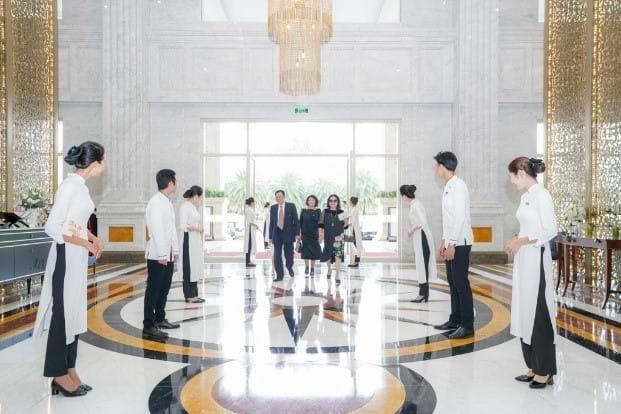 Hậu trường đám cưới siêu sang của Đông Nhi – Ông Cao Thắng tại Vinpearl Phú Quốc Ảnh 1