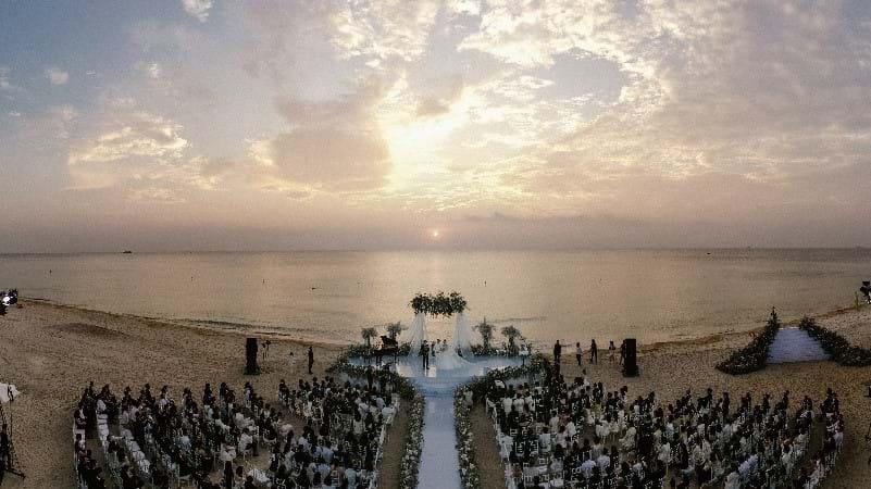 Hậu trường đám cưới siêu sang của Đông Nhi – Ông Cao Thắng tại Vinpearl Phú Quốc Ảnh 12