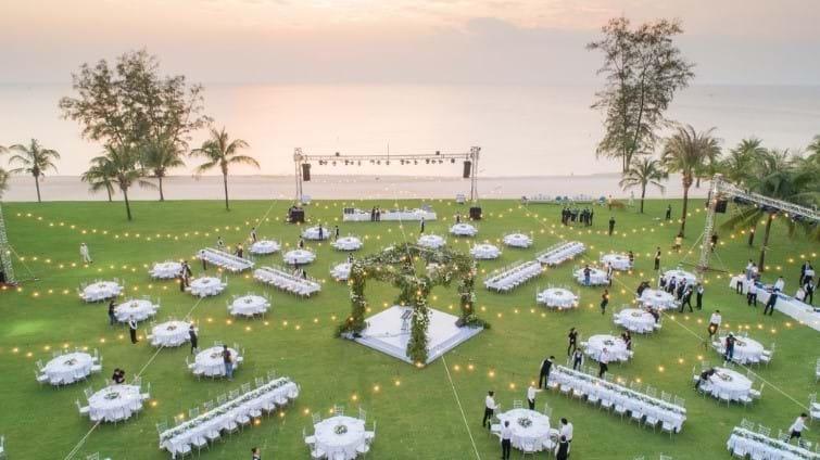 Hậu trường đám cưới siêu sang của Đông Nhi – Ông Cao Thắng tại Vinpearl Phú Quốc Ảnh 4