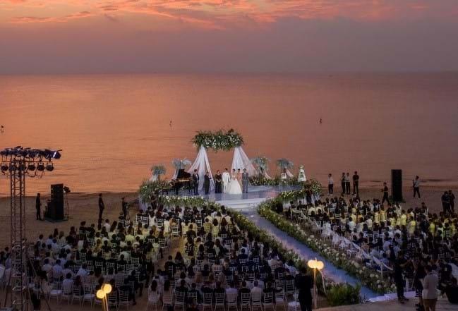 Hậu trường đám cưới siêu sang của Đông Nhi – Ông Cao Thắng tại Vinpearl Phú Quốc Ảnh 3