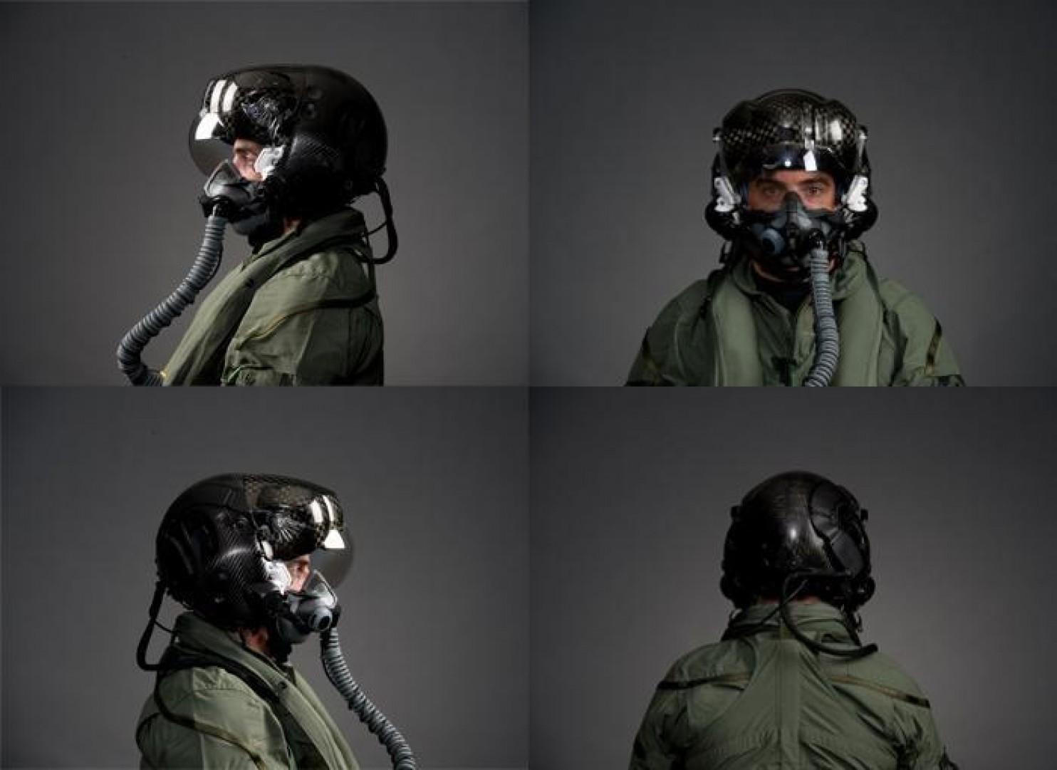 Thấy gì qua chiếc mũ 9 tỷ đồng dành cho phi công chiến đấu cơ F-35? Ảnh 17