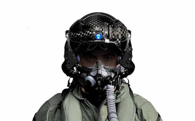 Thấy gì qua chiếc mũ 9 tỷ đồng dành cho phi công chiến đấu cơ F-35? Ảnh 9