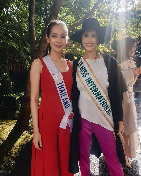 Thời trang mộc mạc, bình dị của tân Hoa hậu Quốc tế 2019 Ảnh 7