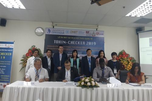 Ứng dụng công nghệ mới vào quản lý vệ sinh an toàn thực phẩm Ảnh 1