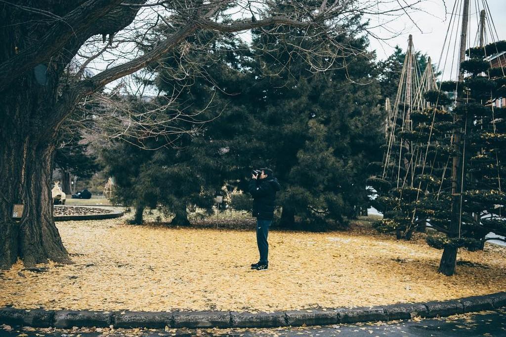 Nhật Bản đẹp mơ màng trong ảnh check-in của Chanathip Ảnh 10