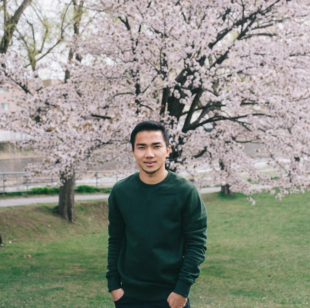 Nhật Bản đẹp mơ màng trong ảnh check-in của Chanathip Ảnh 2