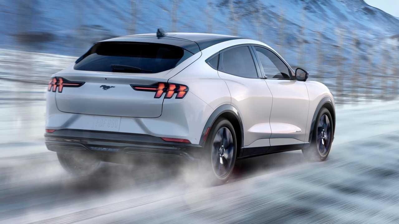 Ford Mustang Mach E ra mắt: Crossover thuần điện, giá từ 44.000 USD Ảnh 4