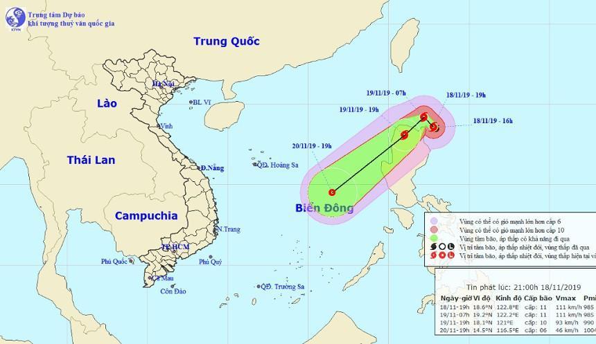Hỏa tốc ứng phó với cơn bão Kalmaegi và gió mùa Đông Bắc Ảnh 1