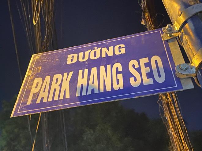 Người Sài Gòn ngạc nhiên khi xuất hiện một con đường mang tên… Park Hang-seo Ảnh 2