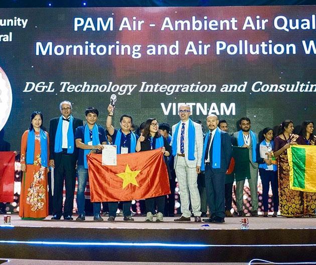 Trao Giải thưởng Công nghệ thông tin Châu Á-Thái Bình Dương 2019 – Hạ Long Ảnh 1