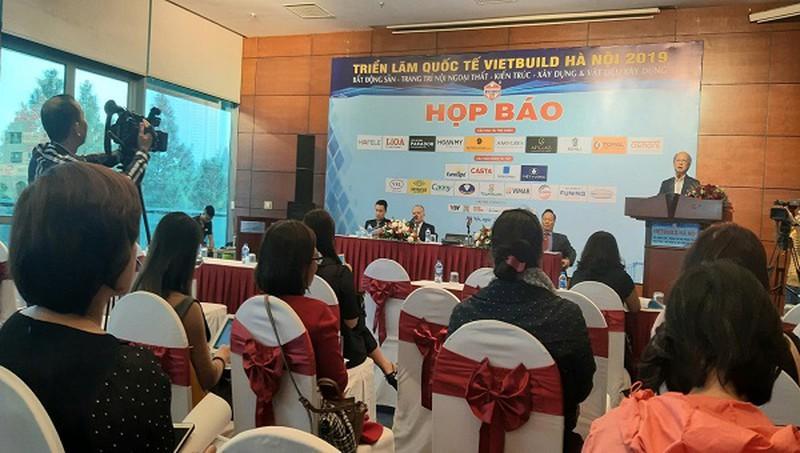 Gần 1.600 gian hàng tham gia Triển lãm Quốc tế VIETBUILD Hà Nội Ảnh 1