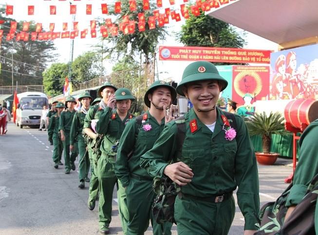 Hà Nội: Ưu tiên gọi công chức, viên chức nhập ngũ năm 2020 Ảnh 1