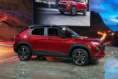 Chi tiết Chevrolet Trailblazer 2021 vừa trình làng Ảnh 1