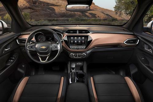Chi tiết Chevrolet Trailblazer 2021 vừa trình làng Ảnh 5