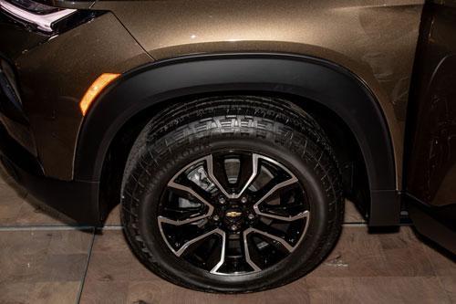 Chi tiết Chevrolet Trailblazer 2021 vừa trình làng Ảnh 4
