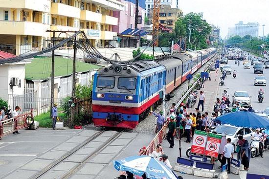 Nam Định: Đảm bảo trật tự ATGT đường sắt những tháng cuối năm Ảnh 2