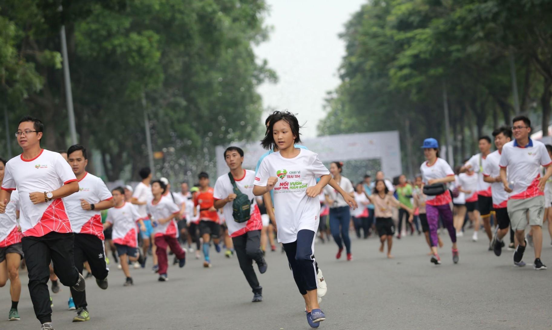 Chạy Vì Trái Tim 2019 quyên góp hơn 6 tỷ đồng giúp trẻ bị tim bẩm sinh Ảnh 2