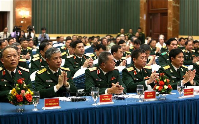 Công bố Sách trắng Quốc phòng Việt Nam năm 2019 Ảnh 3