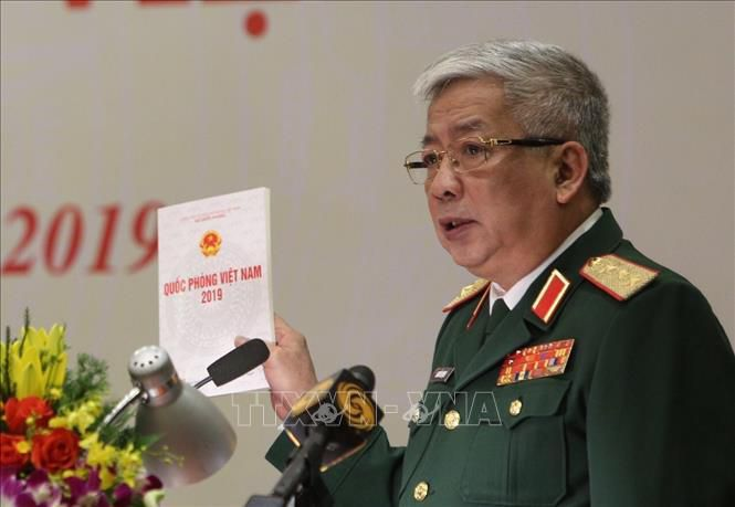 Công bố Sách trắng Quốc phòng Việt Nam năm 2019 Ảnh 1