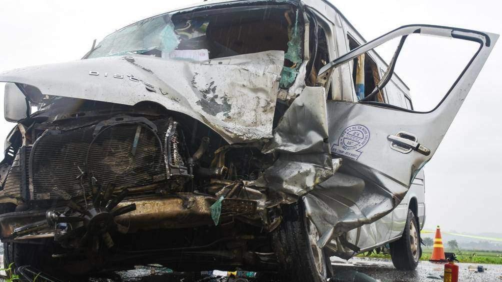 Nguyên nhân ban đầu vụ tai nạn 3 người chết ở Quảng Ngãi Ảnh 2