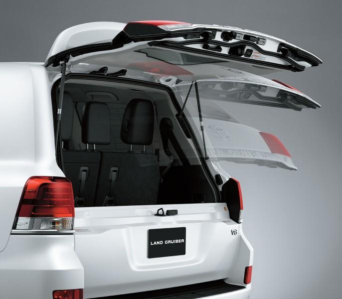 Land Cruiser 2020 được bổ sung nhưng tính năng gì? Ảnh 2