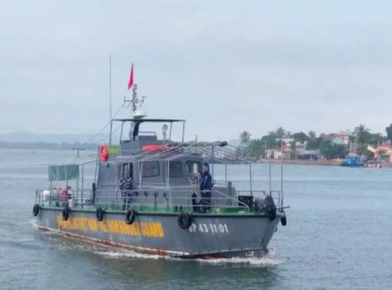 Một ngư dân mất tích trên vùng biển Cù Lao Chàm Ảnh 2