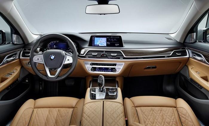 BMW 740Li phiên bản mới ra mắt Việt Nam, tăng giá hàng trăm triệu đồng Ảnh 5