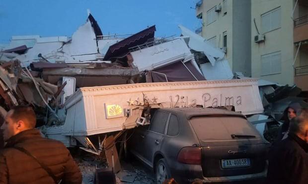 Động đất tại Albania: 4 người thiệt mạng, nhiều dư chấn vẫn xảy ra Ảnh 1