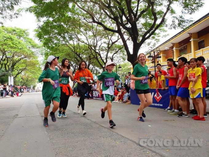Quảng Nam: Chạy việt dã 'Vì di sản văn hóa thế giới Hội An' Ảnh 1
