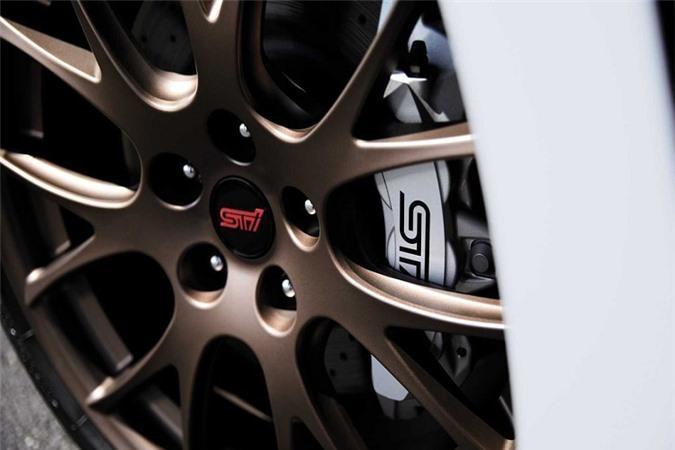 Chi tiết Subaru WRX & WRX STI 2020, giá từ 810 triệu đồng Ảnh 8