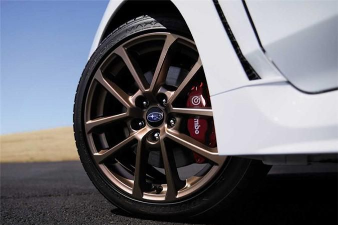 Chi tiết Subaru WRX & WRX STI 2020, giá từ 810 triệu đồng Ảnh 3
