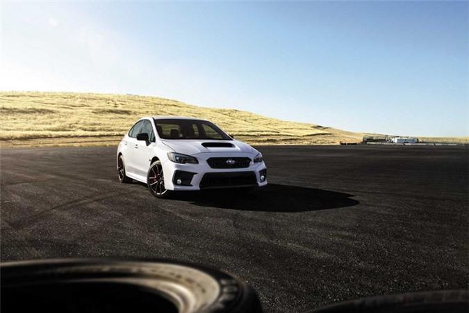 Chi tiết Subaru WRX & WRX STI 2020, giá từ 810 triệu đồng Ảnh 2