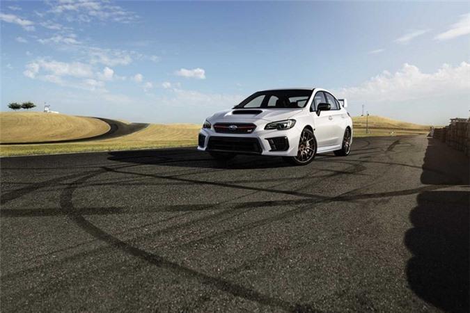 Chi tiết Subaru WRX & WRX STI 2020, giá từ 810 triệu đồng Ảnh 7