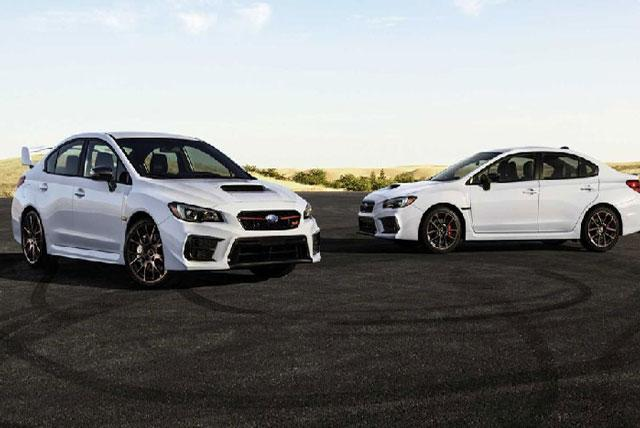 Chi tiết Subaru WRX & WRX STI 2020, giá từ 810 triệu đồng Ảnh 1