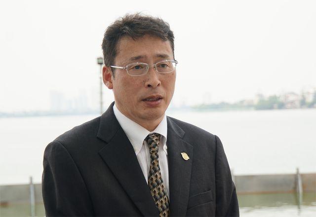 Tổ chức Nhật Bản cam kết đầu tư 100% chi phí làm sạch sông Tô Lịch, Hồ Tây Ảnh 3