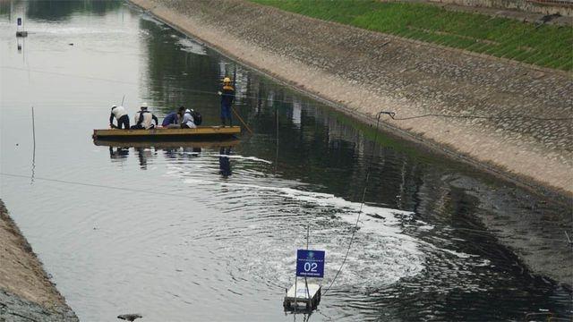 Tổ chức Nhật Bản cam kết đầu tư 100% chi phí làm sạch sông Tô Lịch, Hồ Tây Ảnh 4