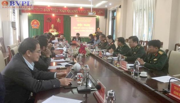 VKSND Thừa Thiên – Huế chủ trì tổng kết thi đua, khen thưởng Khối nội chính Ảnh 1