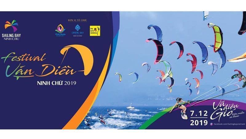 'Đại tiệc' lướt ván diều biển Ninh Chữ Ảnh 1