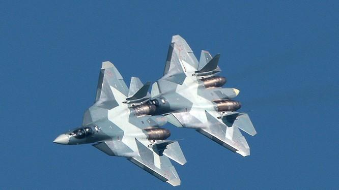 Nga 'tung hỏa mù' về thời gian hoàn thiện động cơ tiêm kích Su-57 Ảnh 11