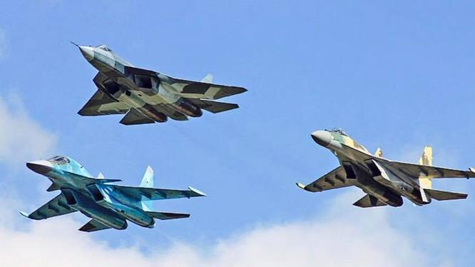 Nga 'tung hỏa mù' về thời gian hoàn thiện động cơ tiêm kích Su-57 Ảnh 10