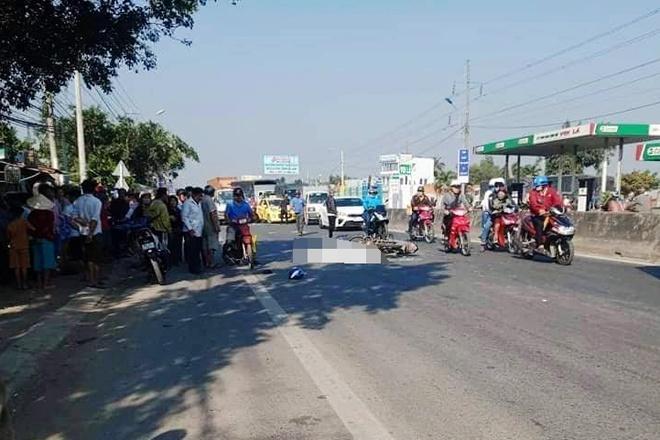 9X thiệt mạng sau va chạm với xe buýt trên quốc lộ 1 Ảnh 1