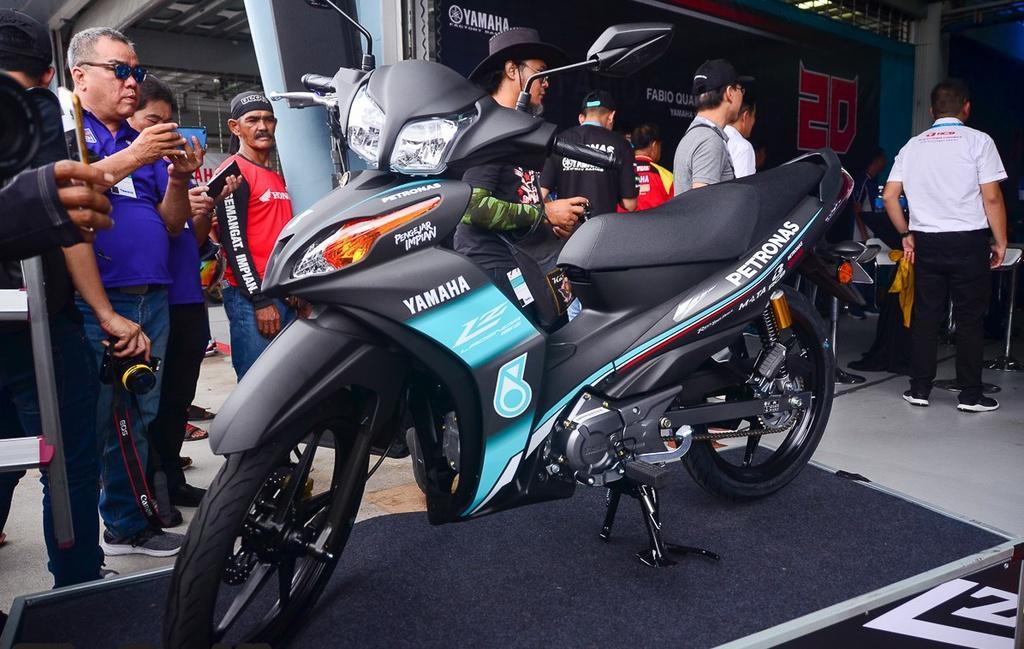 Yamaha Jupiter ra mắt phiên bản mới Ảnh 2
