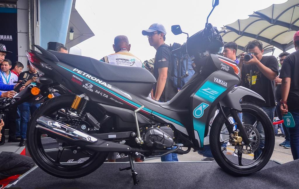 Yamaha Jupiter ra mắt phiên bản mới Ảnh 6