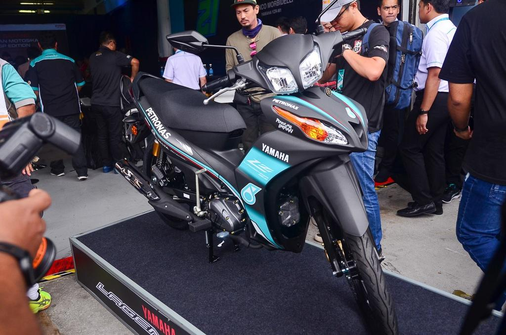 Yamaha Jupiter ra mắt phiên bản mới Ảnh 1