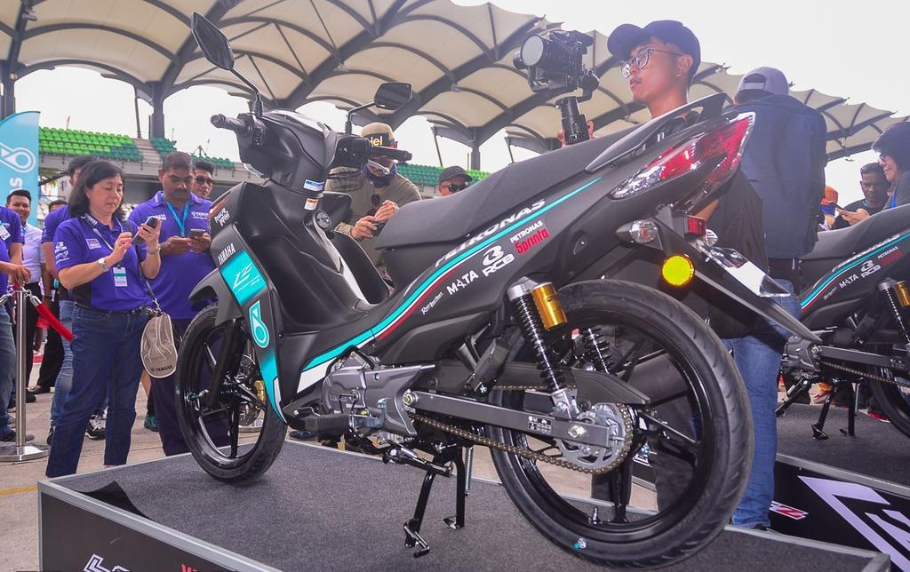 Yamaha Jupiter ra mắt phiên bản mới Ảnh 7