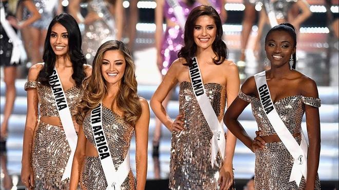Chi phí tổ chức cuộc thi Hoa hậu Hoàn vũ là bao nhiêu? Ảnh 1