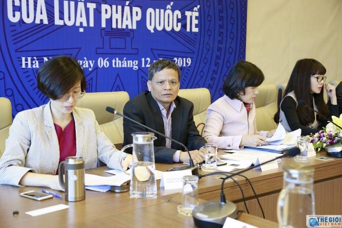 Việt Nam thúc đẩy tôn trọng luật pháp quốc tế, trật tự quốc tế dựa trên luật lệ Ảnh 3