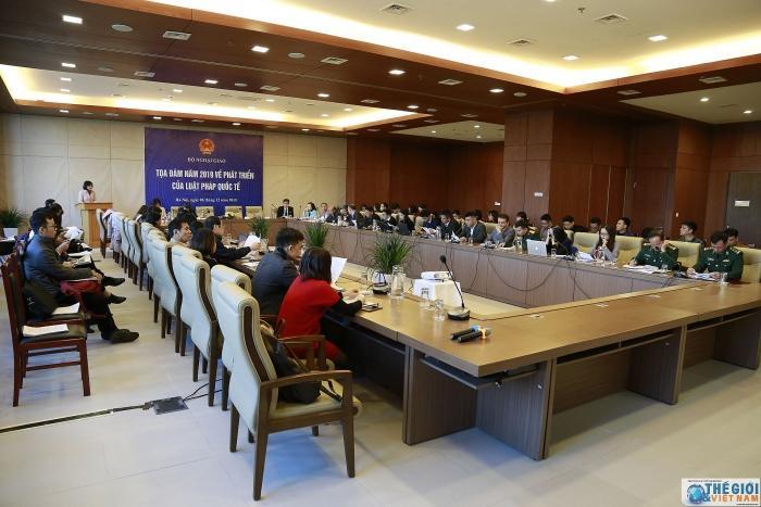 Việt Nam thúc đẩy tôn trọng luật pháp quốc tế, trật tự quốc tế dựa trên luật lệ Ảnh 2
