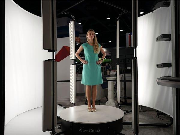 In 3D, phòng thử đồ ảo thay đổi cách bạn shopping thế nào? Ảnh 11