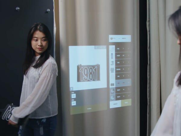 In 3D, phòng thử đồ ảo thay đổi cách bạn shopping thế nào? Ảnh 2